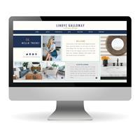 Lindye Galloway Design Homepage