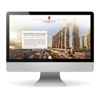 Verity Financial Homepage
