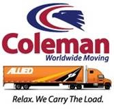 Coleman Worldwide Moving - Castle Rock Agent for Allied Van Lines