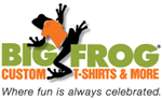 Big Frog Custom T-shirts and More of Castle Rock