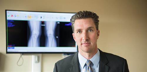 Dr. Todd Wente - Sports Medicine Specialist
