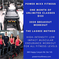 Power Mixx Fitness - Castle Pines