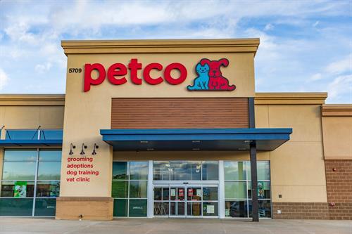 Petco Ground-Up
