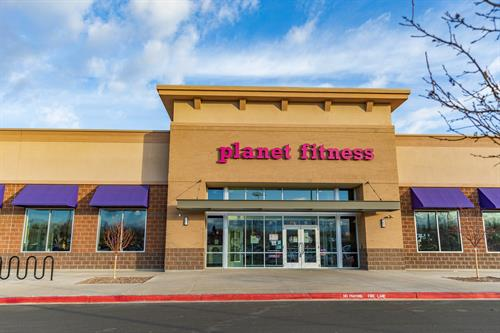 Planet Fitness Lakeside Ground-Up