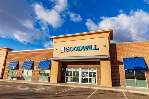 Goodwill Lakeside Ground-Up