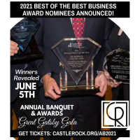 Castle Rock Chamber announces nominees for annual Best of the Best Business Awards