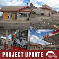 Gas station purchase will make way for future interchange improvements