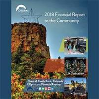 Report highlights Castle Rock's financial transparency