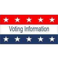 Registered voters, your ballot is in the mail!