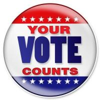 Get out and Vote, Presidential Primary ballots are in the mail
