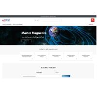 Master Magnetics Launches New Website