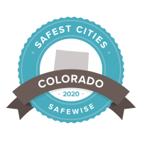Castle Rock ranked #8 among Colorado's 20 Safest Cities of 2020