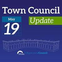 May 19 Council update:
