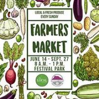 Farmer's market brings fresh food to Festival Park June 14