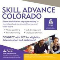 Colorado First and Existing Industry Customized Job Training Grant Programs