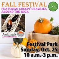 Fall fun and more at the Fall Festival Oct. 25