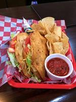 Tuesday Daily Special - Fried Tacos!