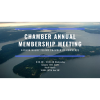 CHAMBER ANNUAL MEMBERSHIP MEETING CANCELED