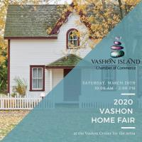 POSTONED: Vashon Home Fair 2020
