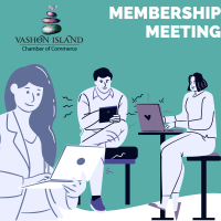 Monthly Member & Networking Meeting