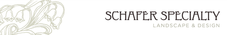 Schafer Specialty Landscape & Design