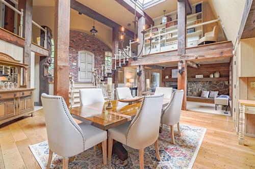 Unique Vashon Estate sold in less than 7 days!  Photo credit:  Krystyka Kaminski