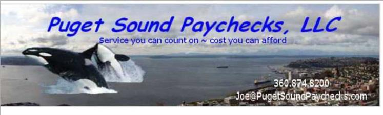 Puget Sound Paychecks, LLC