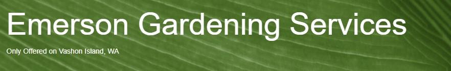 Emerson Gardening Services