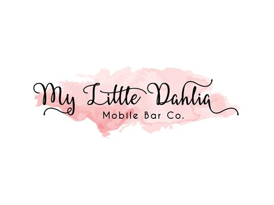 My Little Dahlia Mobile Bar Co