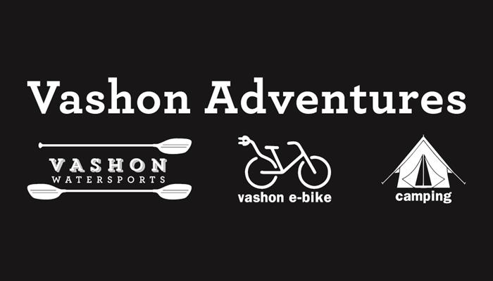 Vashon Adventures, home of Vashon E-Bike and Vashon Watersports