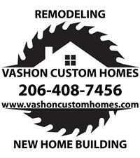 Vashon Custom Homes