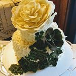 Gluten Free/ Dairy Free Bridal Cake