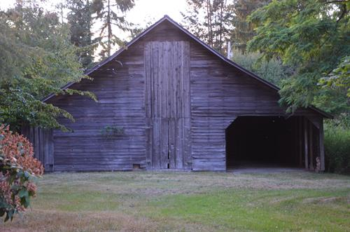 One of the Barns (to the North)