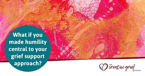 See our blog for posts on creative grief support: https://creativegriefstudio.com/grief-articles/