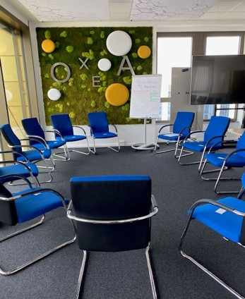 Getting everyone in the room for a focus group or process facilitation