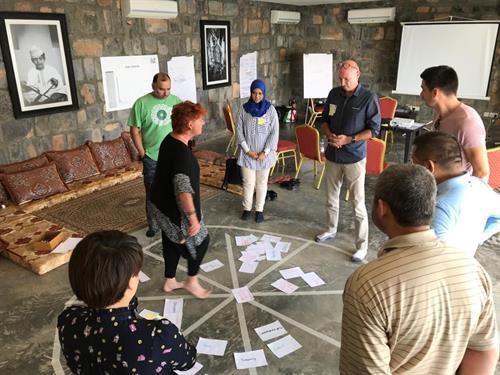Leadership Development Retreats