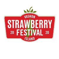 Introducing the 2020 Strawberry Festival Logo