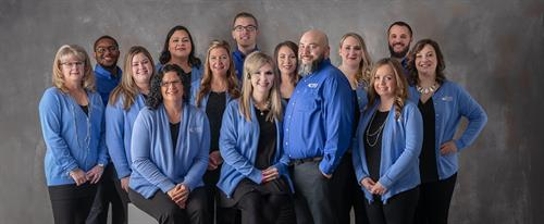 The Rock Counseling Group of Mahomet, IL and Champaign, IL Staff Therapists, Clinicians, Counselors, and Social Workers.