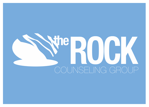 The Rock Counseling Group of Mahomet, IL and Champaign, IL Logo
