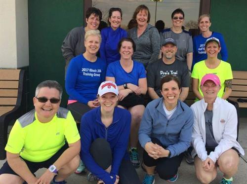 2017 IL 1/2 marathon & 10K tng grp