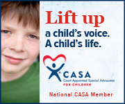 Lift Up a Child's Voice. Child's Life.