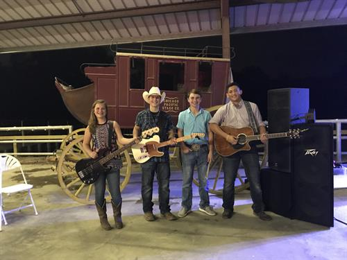 David Lewis and Band at The Bonfire Texas