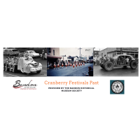 Cranberry Festivals' Past - by Bandon Museum & Bandon Chamber