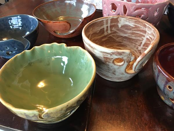 DiCicco Designs Yarn Bowls
