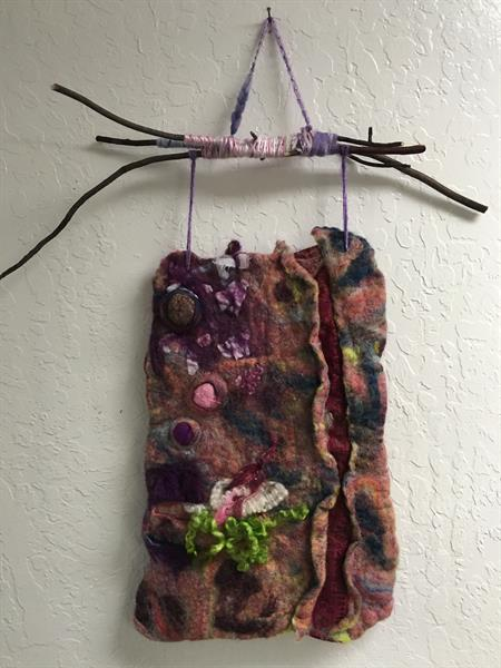 Felted Art