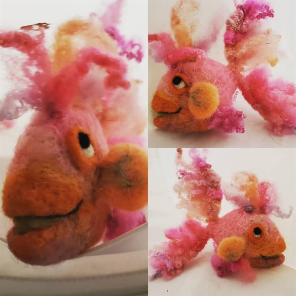 Felted Fish Kits
