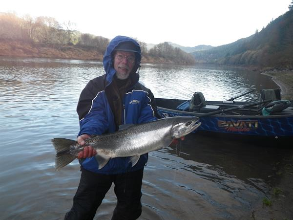 Winter Steelhead fishing is great in local rivers