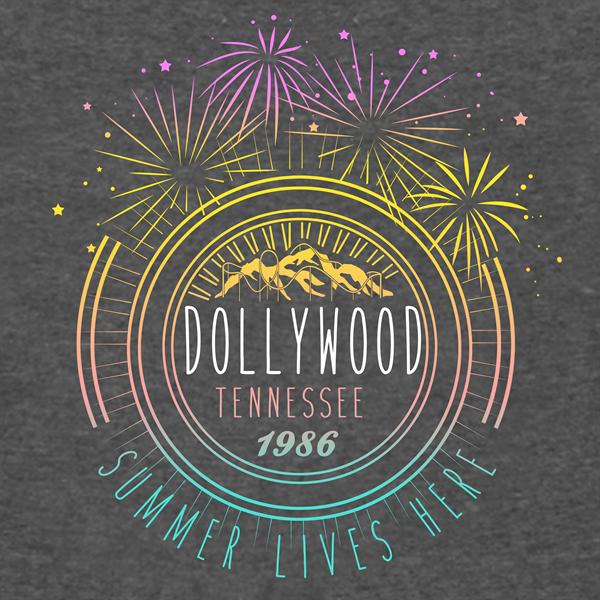 Dollywood T-shirt Design