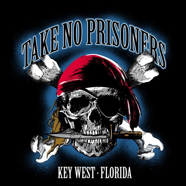 Key West Florida T-shirt Design