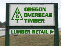 Oregon Overseas Timber Co. Inc.